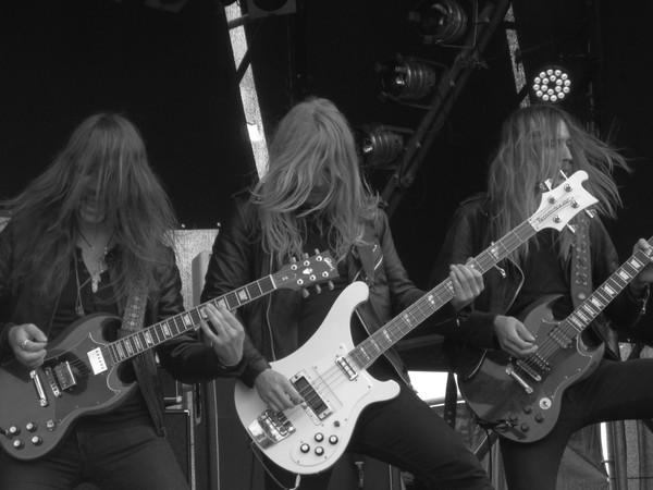 HYPNO-Gitarrenfront