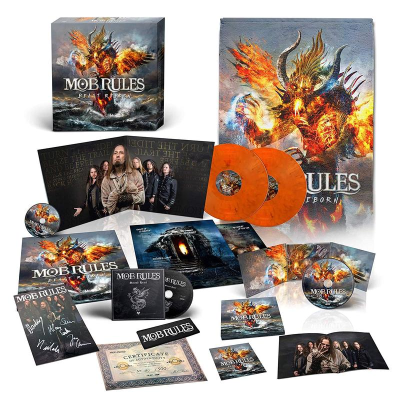 Mob Rules Box